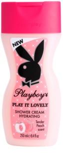 Playboy Play It Lovely Shower Cream for Women 250 ml