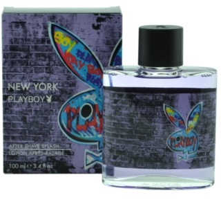 Playboy New York voda poslije brijanja za muškarce 100 ml