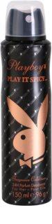 Playboy Play It Spicy dezodorant w sprayu dla kobiet 150 ml