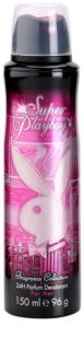 Playboy Super Playboy for Her Deo-Spray für Damen 150 ml