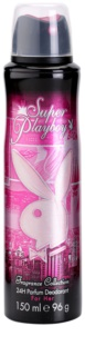 Playboy Super Playboy for Her deodorant Spray para mulheres 150 ml