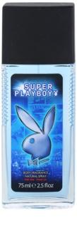 Playboy Super Playboy for Him desodorizante vaporizador para homens 75 ml