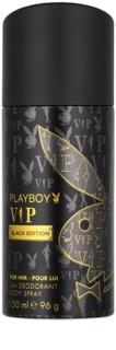 Playboy VIP Black Edition Deo-Spray für Herren 150 ml