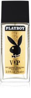 Playboy VIP deodorant s rozprašovačem pro muže 75 ml