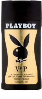 Playboy VIP gel douche pour homme 250 ml