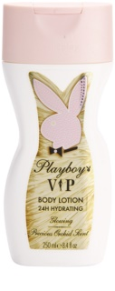 Playboy VIP Body lotion für Damen 250 ml