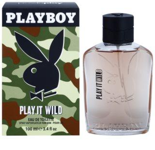 Playboy Play it Wild toaletná voda pre mužov 100 ml