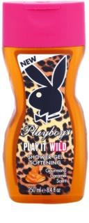 Playboy Play it Wild Duschgel für Damen 250 ml