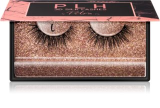 PLH Beauty 3D Silk Lashes Ióta gene  false