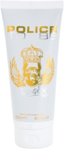 Police To Be The Queen leite corporal para mulheres 200 ml