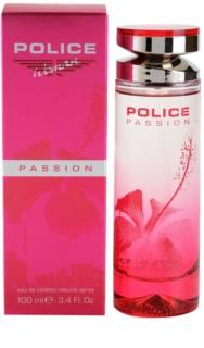 Police Passion eau de toilette pentru femei 100 ml