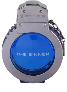 Police The Sinner Eau de Toilette para homens 100 ml
