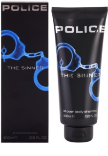 Police The Sinner gel de duche para homens 400 ml