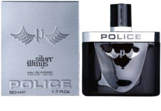 Police Silver Wings eau de toilette uraknak