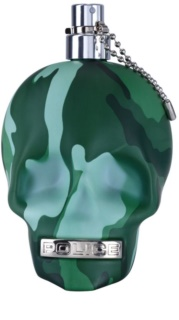 Police To Be Camouflage Eau de Toilette para homens 125 ml