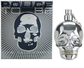 Police To Be The Illusionist Eau de Toilette voor Mannen 125 ml