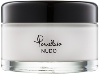 Pomellato Nudo Blue Body Cream for Women 200 ml