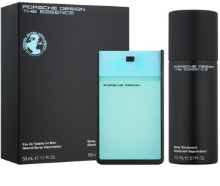 Porsche Design The Essence Gift Set VIII. for Men