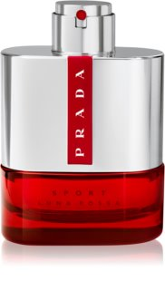 Prada Luna Rossa Sport Eau de Toilette for Men 100 ml