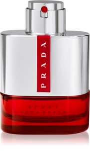 Prada Luna Rossa Sport Eau de Toilette for Men 50 ml