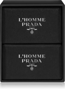 Prada L'Homme bar soap for Men 2 x100 g