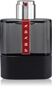 Prada Luna Rossa Carbon Eau de Toilette for Men 100 ml