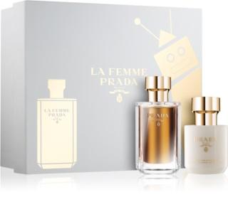 Prada La Femme zestaw upominkowy II.