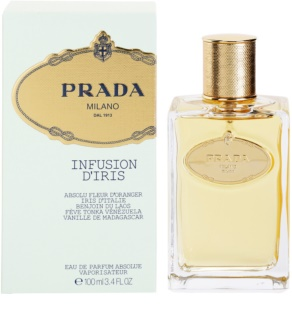 Prada Les Infusions Infusion d'Iris Absolue парфюмна вода за жени 100 мл.