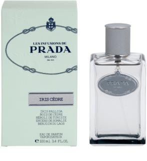 Prada Les Infusions Infusion Iris Cedre парфюмна вода унисекс 100 мл.