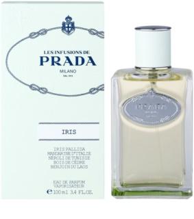 Prada Infusion d´Iris 2015 Eau de Parfum voor Vrouwen  100 ml