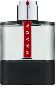 Prada Luna Rossa Carbon eau de toilette férfiaknak 100 ml