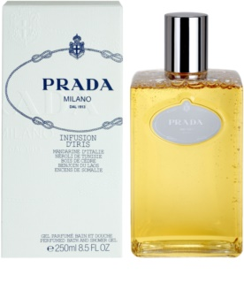 Prada Infusion d'Iris Shower Gel for Women 250 ml