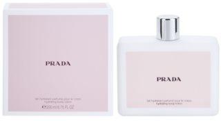 Prada Prada тоалетно мляко за тяло за жени 200 мл.