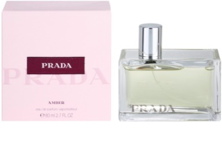 Prada Prada Amber Eau de Parfum voor Vrouwen  80 ml