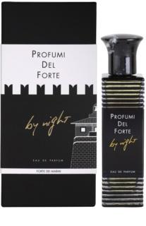 Profumi Del Forte By night Black Eau de Parfum voor Mannen 100 ml