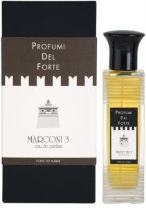 Profumi Del Forte Marconi 3 parfumska voda uniseks 100 ml