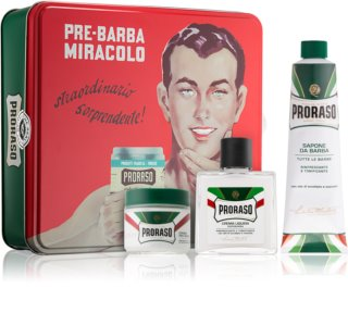 Proraso Rinfrescante E Tonificante Shaving Kit II. for Men