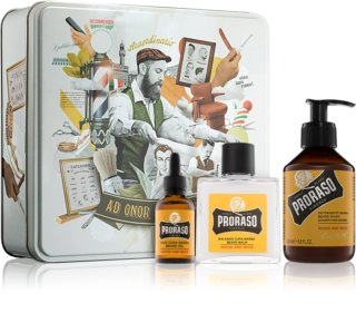Proraso Wood and Spice Kosmetik-Set  I. (für Herren)