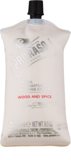 Proraso Wood and Spice crema de barbierit