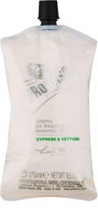 Proraso Cypress & Vetyver borotválkozási krém