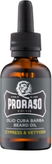 Proraso Cypress & Vetyver huile pour barbe