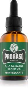 Proraso Green huile pour barbe