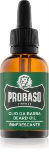 Proraso Rinfrescante huile pour barbe