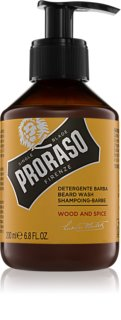 Proraso Wood and Spice Beard Shampoo