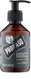 Proraso Cypress & Vetyver szampon do brody