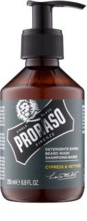 Proraso Cypress & Vetyver szakáll sampon