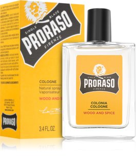 Proraso Wood and Spice kolonjska voda za muškarce