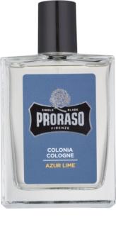 Proraso Azur Lime água de colónia