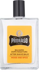 Proraso Wood and Spice зволожуючий бальзам після гоління