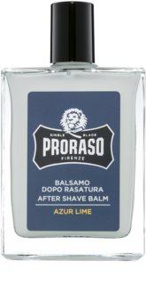 Proraso Azur Lime зволожуючий бальзам після гоління поживна текстура
